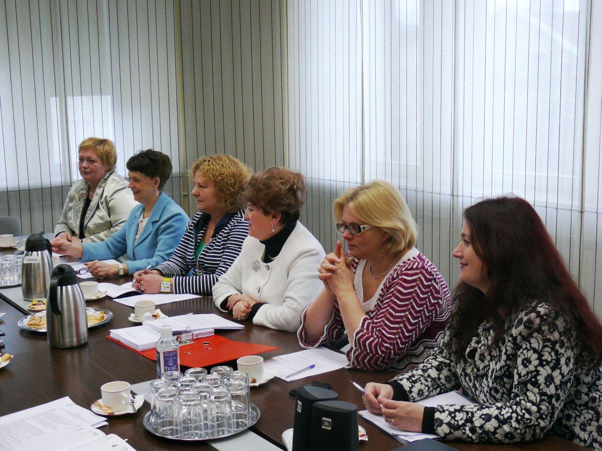 Lietuvos moterų lobistinė organizacija