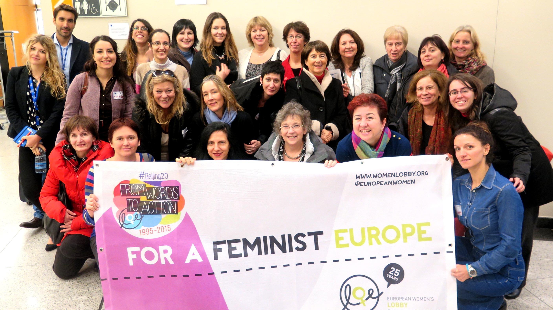 Europos moterų lobistinė organizacija sukvietė ekspertus iš visos Europos