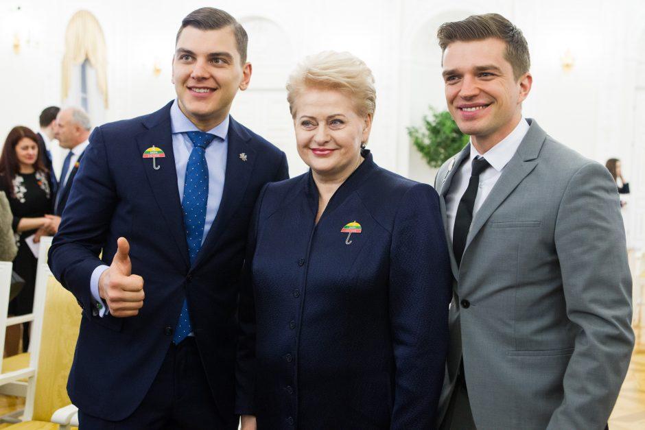 """Kampanijos """"Už saugią Lietuvą"""" antroji savaitė pasipildė geraisiais pavyzdžiais"""