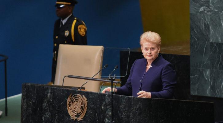 Aktyvus moterų vaidmuo – būtinas siekiant geresnio pasaulio