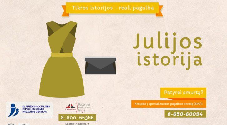 Julijos istorija