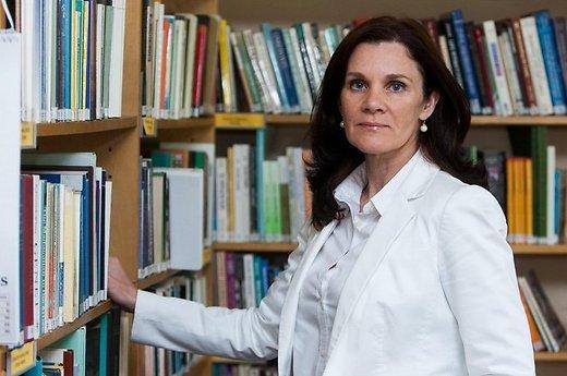 D. Leinartė. Patriarchaliniai stereotipai – smurto prieš moteris priežastis