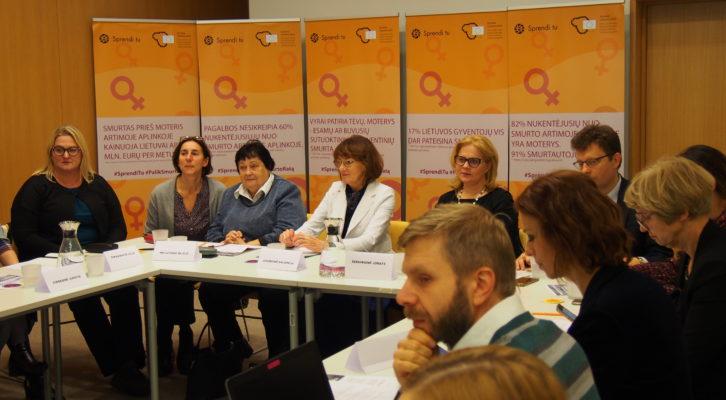 Kas nutinka po #metoo? Pagalbos seksualinio smurto aukoms organizavimas Lietuvoje