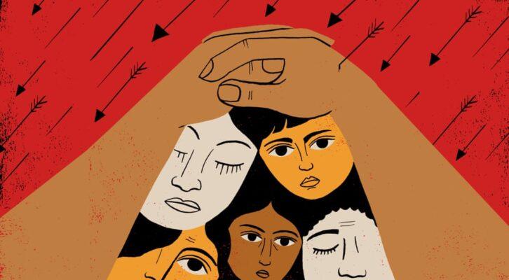 Moterys, karas ir saugumas